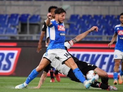 VIDEO Napoli-Juventus 4-2 dcr: highlights, gol e sintesi Coppa Italia. Dybala e Danilo sbagliano, gli azzurri no