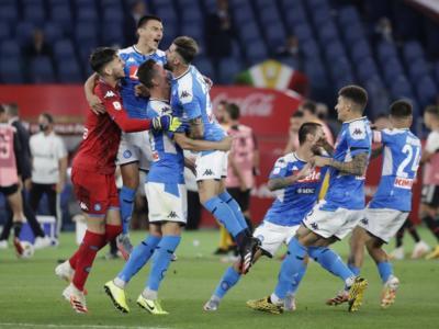 Coppa Italia 2020, Napoli-Juventus 4-2 dopo i rigori: i partenopei vincono il trofeo per la sesta volta della loro storia!