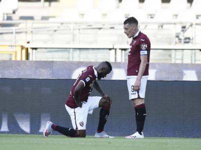 Calcio, Torino e Parma pareggiano 1-1 nella gara che segna la ripresa della Serie A 2020