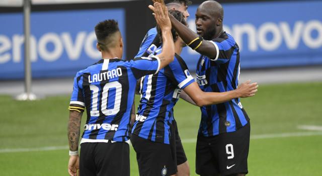 Serie A, Genoa-Inter 0-3: Lukaku porta i nerazzurri al secondo posto. Parma batte Brescia