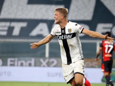 Calcio: Parma sulle ali di Cornelius, al Torino basta Belotti nella 27a giornata di Serie A 2020