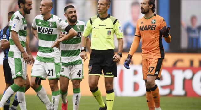 VIDEO Inter-Sassuolo 3-3: highlights, gol e sintesi. Nerazzurri ripresi nel finale