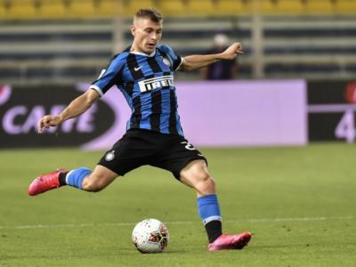 Calcio, Serie A 2020: otto squalificati per la prossima giornata di campionato, out Barella contro il Genoa