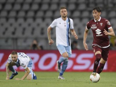 Torino-Lazio 1-2, Serie A: Immobile e Parolo ribaltano i granata, capitolini a -1 dalla Juventus!
