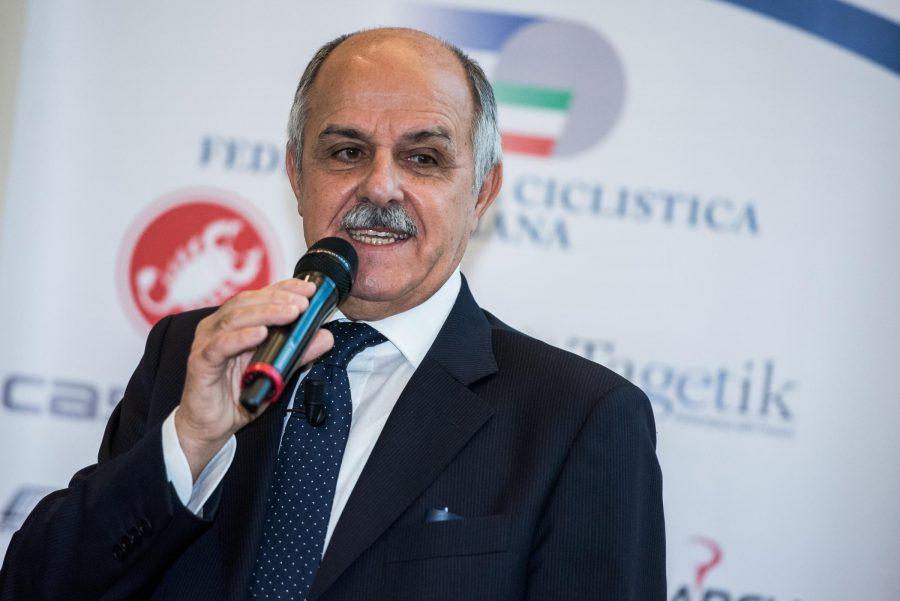 Renato Di Rocco non si ricandiderà alla presidenza della Federazione Ciclistica Italiana