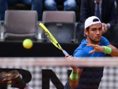 Tennis, UTS 2020: Matteo Berrettini è in semifinale. Vittorie al sudden death per Tsitsipas e Gasquet