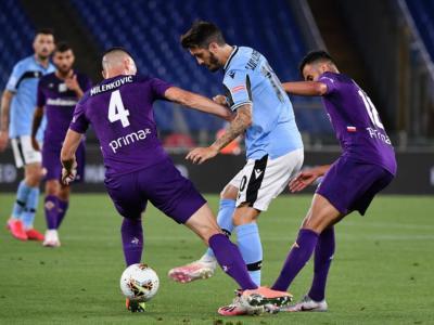 VIDEO Lazio-Fiorentina 2-1: highlights, gol e sintesi. Luis Alberto e Immobile decisivi, la magia di Ribery illude i viola
