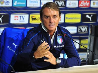 Calcio: l'Italia di Roberto Mancini riparte il 4 settembre a Firenze, contro la Bosnia