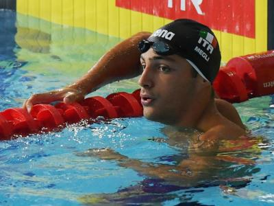 """Nuoto, Filippo Megli: """"La 4×200 sl ha il fuoco dentro e Mattia Dall'Aglio nel cuore, Magnini? Sarebbe bello gareggiare con lui"""""""