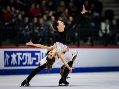 Pattinaggio di figura: è addio tra Avonley Nguyen e Vadym Kolesnik. L'annuncio su Instagram