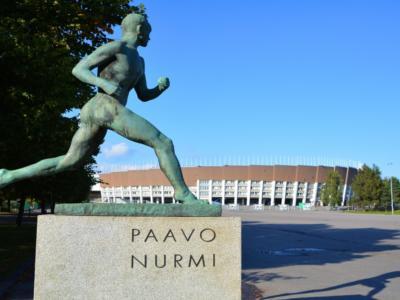 """Storia delle Olimpiadi: Paavo Nurmi, l'""""Uomo Cronometro"""" che vinse nove ori olimpici"""