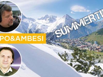 """""""Puppo e Ambesi Summertime"""" prima puntata. Bellutti, Rondelli e Cavosi: Giochi invernali ed estivi, si può ancora primeggiare in entrambi?"""