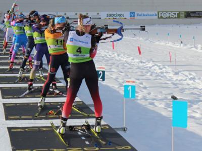 Biathlon, Ibu Cup 2020-2021: la Val Ridanna ospita il finale di stagione con due tappe