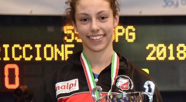 Scherma, i migliori azzurri della classe 2004: Carlotta Fusetti guida il ranking nazionale Allieve. Attenzione a Biasco, Perini, Cantini e tanti altri
