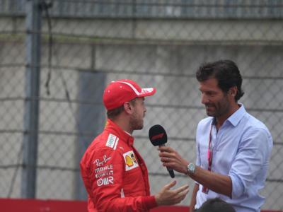 """F1, Mark Webber su Sebastian Vettel: """"E' svuotato, meglio che fosse finito ora il rapporto con la Ferrari"""""""