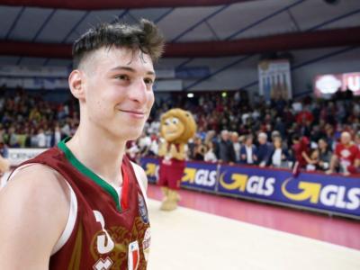 Basket: la Reyer Venezia inserisce Davide Casarin in prima squadra. Tommaso Laquintana a Trieste, Justin Tillman a Sassari