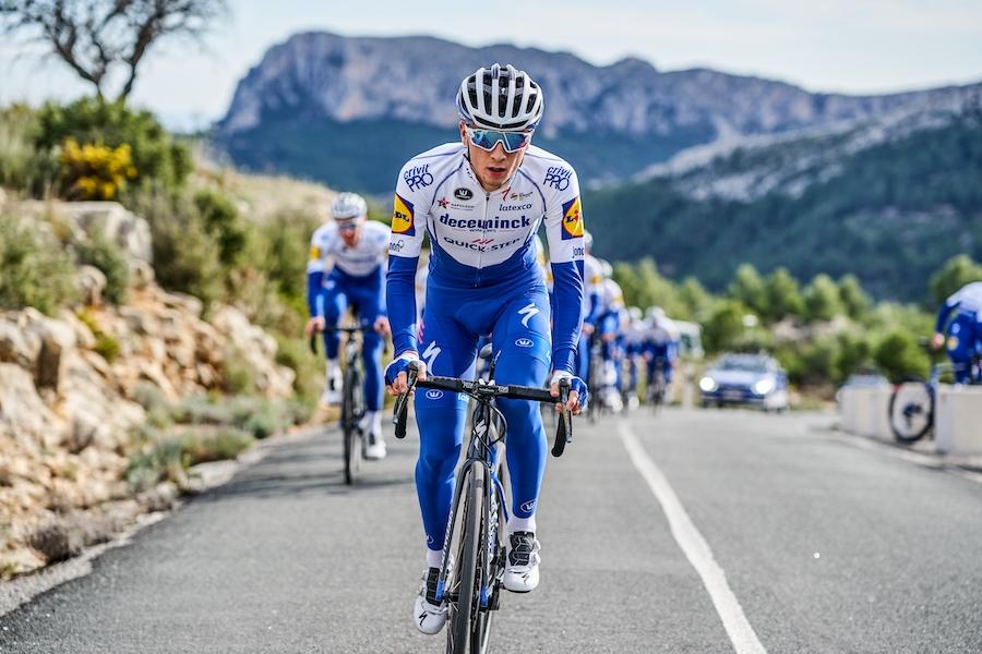 Vuelta a España 2020, Andrea Bagioli e Davide Formolo a 1′ da Roglic. Gli italiani puntano alla top 10