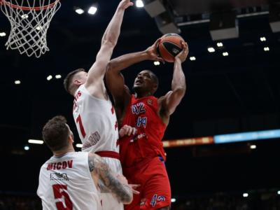 """Basket, Kyle Hines conferma l'arrivo a Milano: """"Solo l'Olimpia poteva farmi lasciare il CSKA"""""""