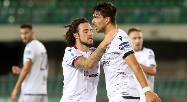 Calcio, Serie A 2020-2021: Giovanni Simeone stende il Torino, pari tra Spezia e Fiorentina