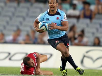 Rugby, Australia: Kurtley Beale lascia i Waratahs e vola in Francia