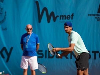 Tennis, Campionati Italiani 2020: Sonego e Musetti volano ai quarti. Eliminato Fabbiano