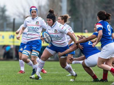 """Melissa Bettoni: """"In Francia giocare a rugby è normale, qui sento ancora battute sulle donne…"""""""