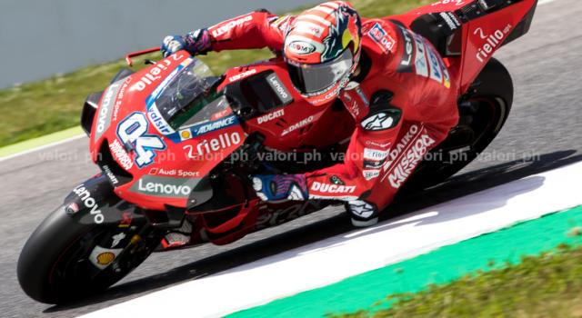 MotoGP, qualifica difficile per Andrea Dovizioso. Top5 obiettivo massimo per la Ducati in gara?