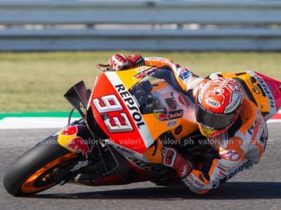 MotoGP, Honda non sostituirà Marc Marquez nel GP di Andalusia. Solo una moto ufficiale in pista