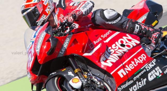 MotoGP, Michele Pirro sostituirà Francesco Bagnaia nel GP d'Austria della prossima settimana