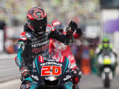 Ordine d'arrivo MotoGP, GP Spagna 2020: risultati e classifica. Quartararo vince, Dovizioso 3°, Marquez e Valentino Rossi ritirati