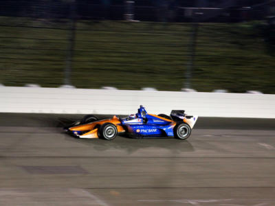 IndyCar Series 2020, Scott Dixon domina in Texas