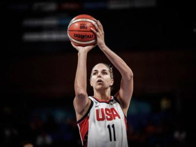 """Basket femminile, Elena Delle Donne denuncia: """"Sono malata, ma mi costringono a giocare"""""""