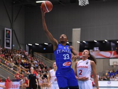 """Basket, Olbis Futo Andrè: """"L'assenza di Giorgia Sottana ci ha spiazzato. Lardo ci ha chiesto energia"""""""