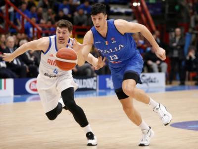 Basket: Simone Fontecchio vola in Germania, triennale con l'Alba Berlino