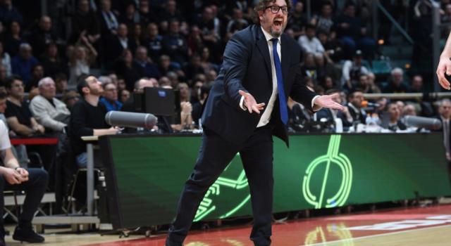 Basket: Andrea Trinchieri lascia il Partizan Belgrado. Tanti movimenti sulle panchine, per il Barcellona c'è Jasikevicius