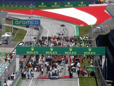 F1, GP Stiria 2020: programma, orari, tv, streaming. Calendario fine settimana 10-12 luglio
