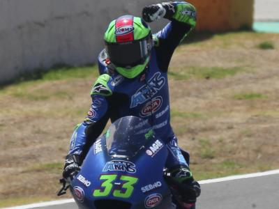 Classifica Mondiale Moto2: Enea Bastianini conquista la vetta della classifica, Lowes a -2 davanti a Marini e a Bezzecchi