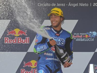 """Moto2, Enea Bastianini: """"Un secondo posto sorprendente, essere primo in classifica è straordinario"""""""