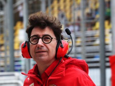 """F1, Mattia Binotto: """"Leclerc, uno dei migliori piloti al mondo: leader di Ferrari, empatico e veloce"""""""