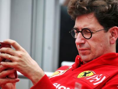 """F1, Mattia Binotto: """"Situazione non all'altezza di chi porta il nome Ferrari. Aggiornamenti non funzionano"""""""
