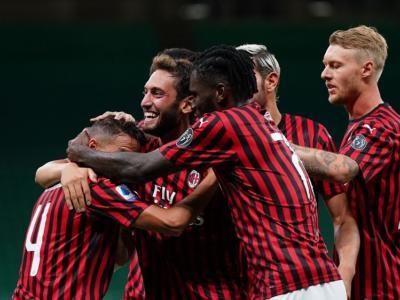 Calcio, Serie A 2020: cinquina del Milan contro il Bologna, l'Atalanta fermata dal Verona
