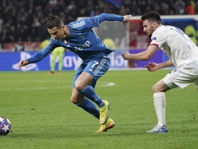 Pagelle Juventus-Lione 2-1, voti Champions League: Cristiano Ronaldo non basta, Pjanic e Rabiot fantasmi