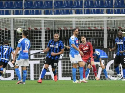 Highlights Inter-Napoli 2-0: VIDEO e gol. D'Ambrosio e Lautaro Martinez riportano i nerazzurri al secondo posto