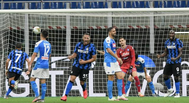 VIDEO Inter-Napoli 2-0: highlights, gol e sintesi. D'Ambrosio e Lautaro Martinez affossano i partenopei a San Siro