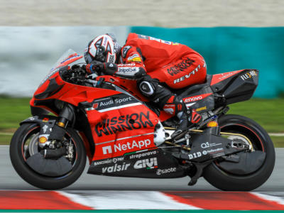 """MotoGP, Danilo Petrucci: """"Gara dura, la pista era rovente. Marquez andava fortissimo, mi spiace che sia caduto"""""""