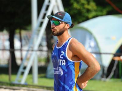 Beach volley, World Tour 2020 Vilnius. Azzurri ok: Bianchin/Scampoli già ai quarti!