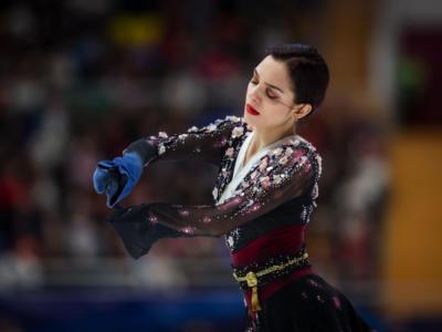 """Pattinaggio artistico, Evgenia Medvedeva sui salti quadrupli: """"Provati in passato, non ho più l'età"""""""