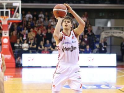 Basket: Reggio Emilia giocherà la FIBA Europe Cup 2020-2021, partite interne al PalaBigi
