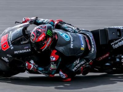 LIVE MotoGP, GP Aragon 2020 in DIRETTA: Quartararo in pole, quarto Franco Morbidelli. Dovizioso in quinta fila
