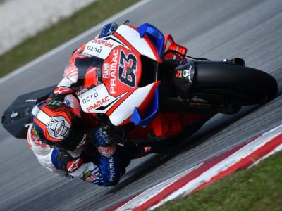 """MotoGP, Francesco Guidotti: """"Francesco Bagnaia si è fratturato la tibia e dovrà essere operato"""""""